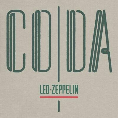 Led Zeppelin - Coda [LP]