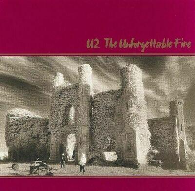 U2 - The Unforgettable Fire [LP]
