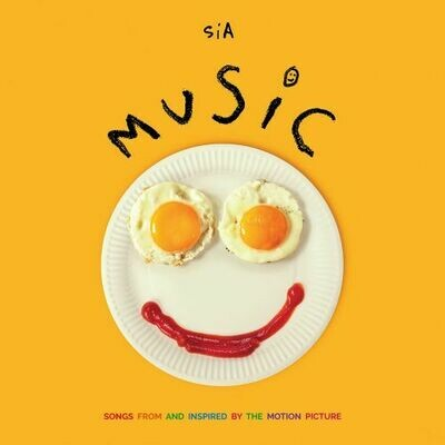 Sia - Music OST [LP]