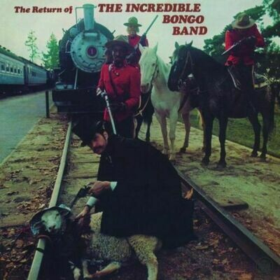 The Incredible Bongo Band - The Return Of The Incredible Bongo Band [LP]