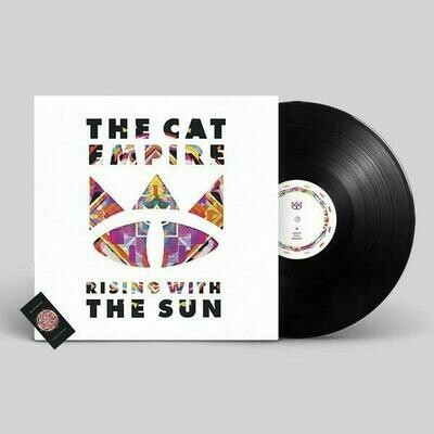 The Cat Empire - Rising With The Sun [2LP]