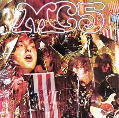MC5 - Kick Out The Jams [LP]