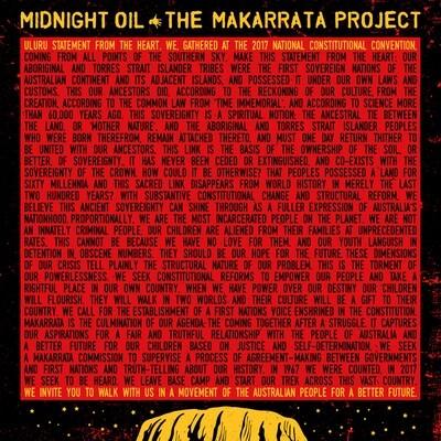Midnight Oil - The Makarrata Project (Yellow) [LP]