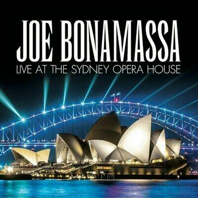 Joe Bonamassa - Live At The Sydney Opera House [2LP]