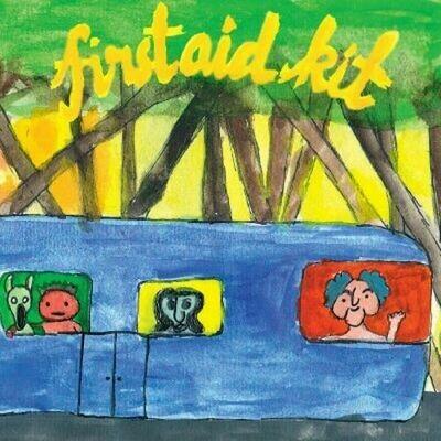 First Aid Kit - Drunken Trees (Yellow) [LP]