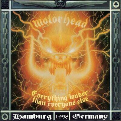 Motorhead - Everything Louder Than Everything Else [3LP]