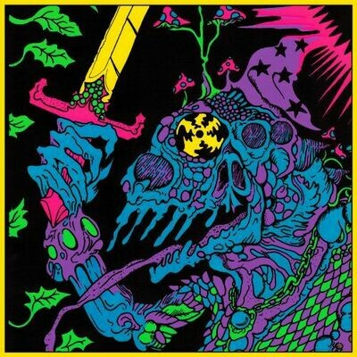 King Gizzard & The Lizard Wizard - Live In Adelaide '19 (Blue) [3LP]