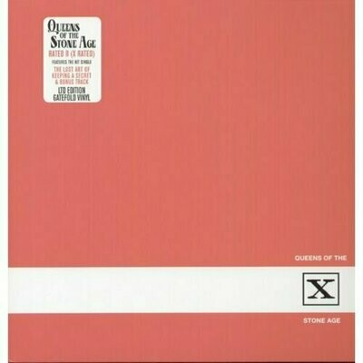 Queens Of The Stone Age - Rated R (Rated X) [LP]