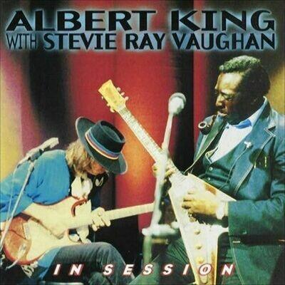 Albert King & Stevie Ray Vaughan - In Session [LP]