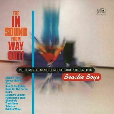 Beastie Boys - In Sound From The Way Out [LP]