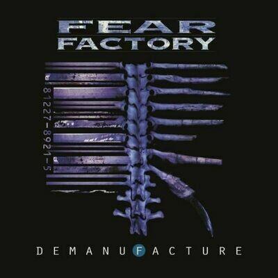 Fear Factory - Demanufacture (Deluxe Blue/White/Blk) [3LP]