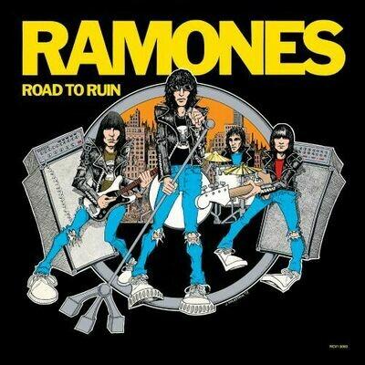 Ramones - Road To Ruin [LP]