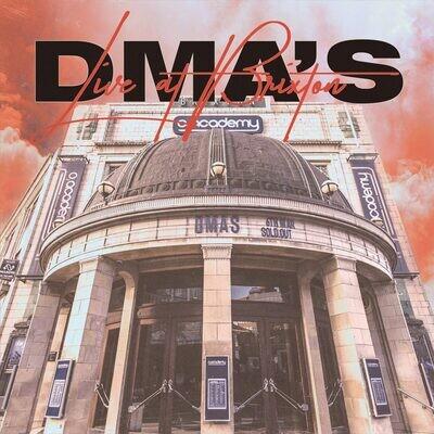 DMA's - Live At Brixton (Smoked Pink) [2LP]