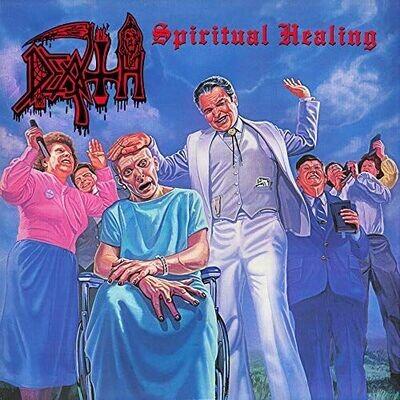 Death - Spiritual Healing (Pinwheel/Splatter) [LP]
