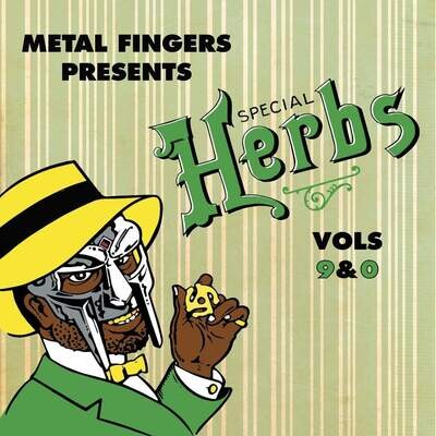 MF Doom - Special Herbs Volumes 9 & 0 [2LP]