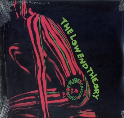 A Tribe Called Quest - The Low End Theory [LP]
