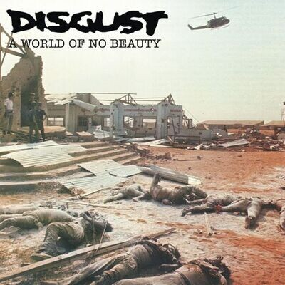 Disgust - A World Of No Beauty + Thrown Into Oblivion [2LP]