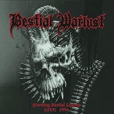 Bestial Warlust - Storming Bestial Legions [LP]