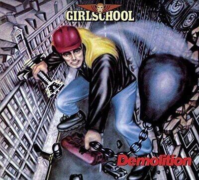 Girlschool - Demolition [2LP]