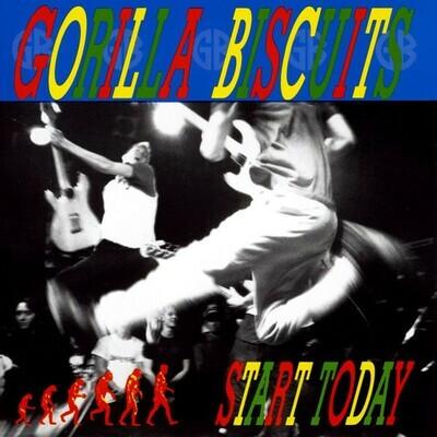 Gorilla Biscuits - Start Today [LP]