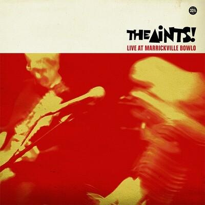 The Aints! - Live At Marrickville Bowlo [LP]
