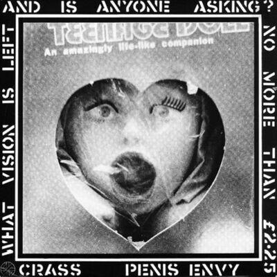 Crass - Penis Envy [LP]