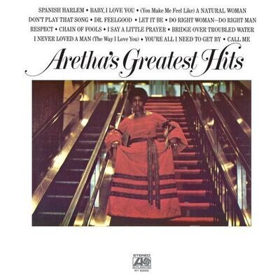 Aretha Franklin - Aretha's Greatest Hits [LP]