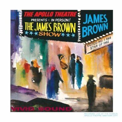 James Brown - Live At The Apollo [LP]