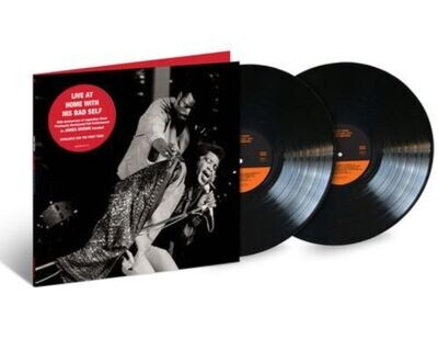 James Brown - Live At Home With His Bad Self [2LP]
