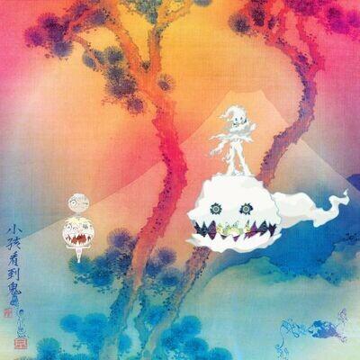Kids See Ghosts (Kanye/Cudi) - Kids See Ghosts [LP]