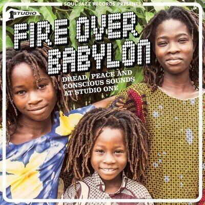 Various: Soul Jazz - Fire Over Babylon [2LP]