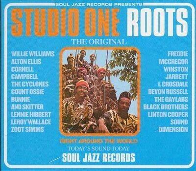 Various: Soul Jazz - Studio One Roots (Blue) [2LP]