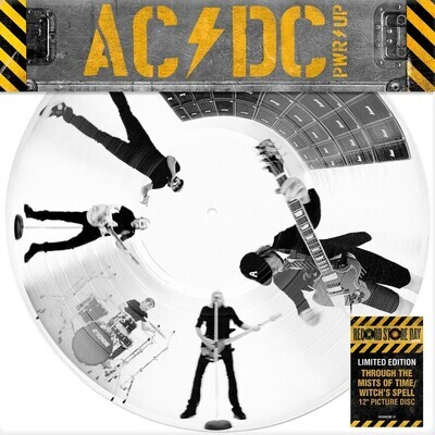 """AC/DC - Through The Mists Of Time (Pic Disc) [12""""]"""