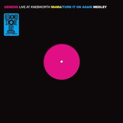Genesis - Live At Knebworth [EP]