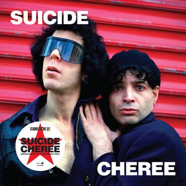 "Suicide - Cheree [10""]"