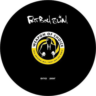 """Fatboy Slim - Weapon Of Choice (Pic Disc) [12""""]"""
