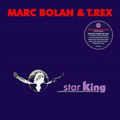 Marc Bolan & T. Rex - Star King (Coloured) [LP]