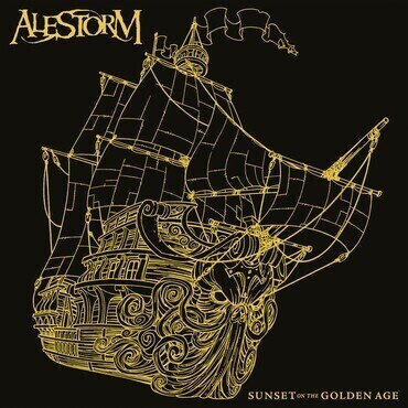 Alestorm - Sunset On The Golden Age (Deluxe) [2LP]