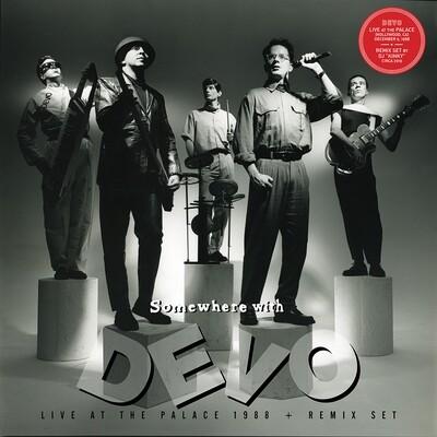 Devo - Somewhere With Devo [LP]
