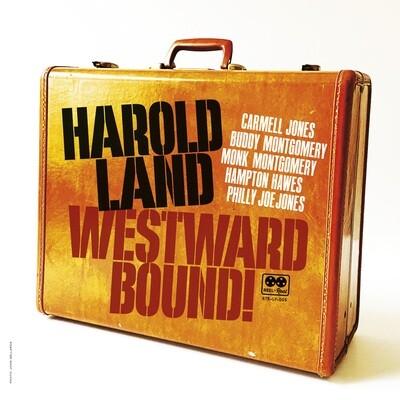 Harold Land - Westward Bound [2LP]