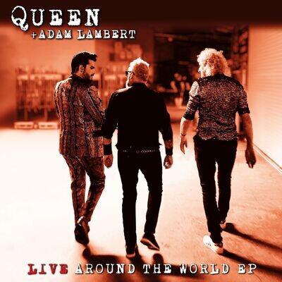 Queen + Adam Lambert - Live Around The World [EP]