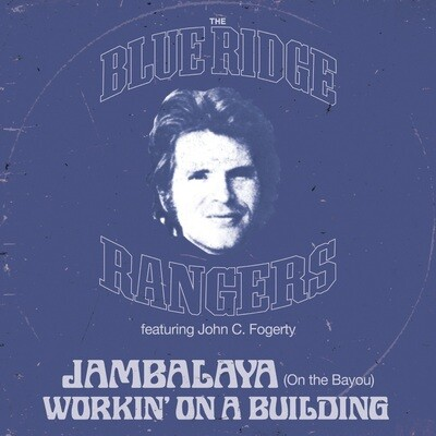 "John Fogerty - Blue Ridge Rangers (Blue) [12""]"