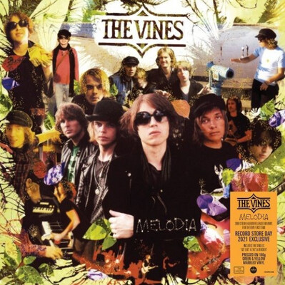 The Vines - Melodia (Yel/Grn) [LP]