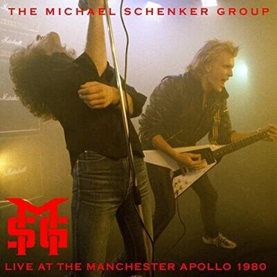 Michael Schenker Group - Live At The Manchester Apollo [2LP]