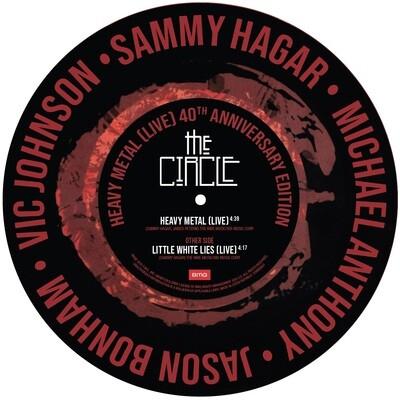 "Sammy Hagar & The Circle - Heavy Metal (Pic Disc) [12""]"