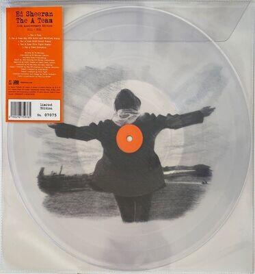 """Ed Sheeran - The A-team (Clear) [12""""]"""