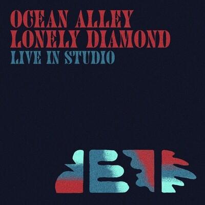 Ocean Alley - Lonely Diamond: Live In The Studio (White) [2LP]