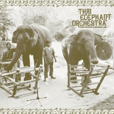 Thai Elephant Orchestra - Thai Elephant Orchestra [LP]