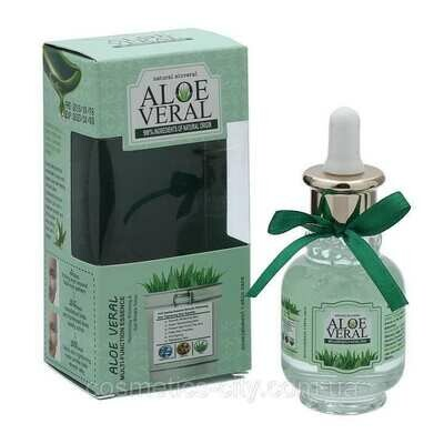 Serum Ορός Ενυδάτωσης Aloe Vera 40ml Αντιγηραντική και Σύσφιξης
