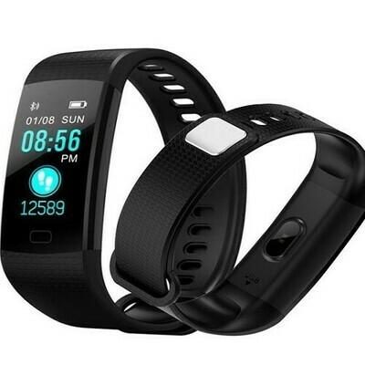 Ρολόι Βραχιόλι Γυμναστικής & Υγείας Y5